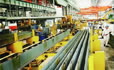 T Beam Production Line