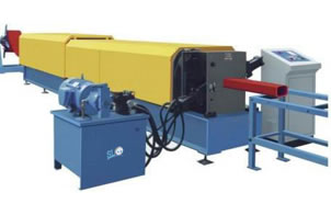 Down and Curving Pipe Forming Machine