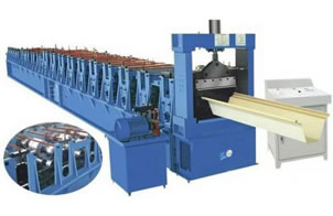 No-girder and Columniation Curve Roll Forming Machine