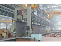HG-2000II H beam Heavy Steel Assembling Machine