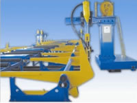 Cantilevered Welding Machine